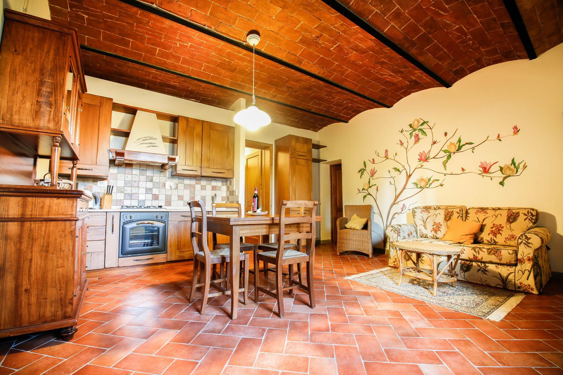 Ruhig gelegene Wohnungen Montespertoli, Toskana   Tritt-toskana ...